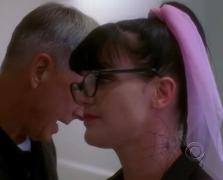 Gibbs and Abby © CBS
