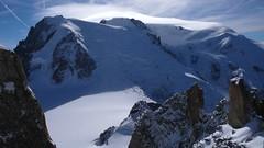 Mont Blanc (chaletlaforet) Tags: chamonix aiguilledumidi