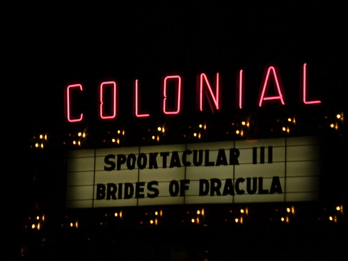 Colonial Spooktacular III Brides of Dracula