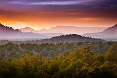 (Laura Travels) Tags: sunset arizona mountains southwest bravo sedona coconinonationalforest coth yfp vosplusbellesphotos