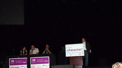 Power Outage on the Lifestreaming Panel at 140Conf at the Kodak Theater