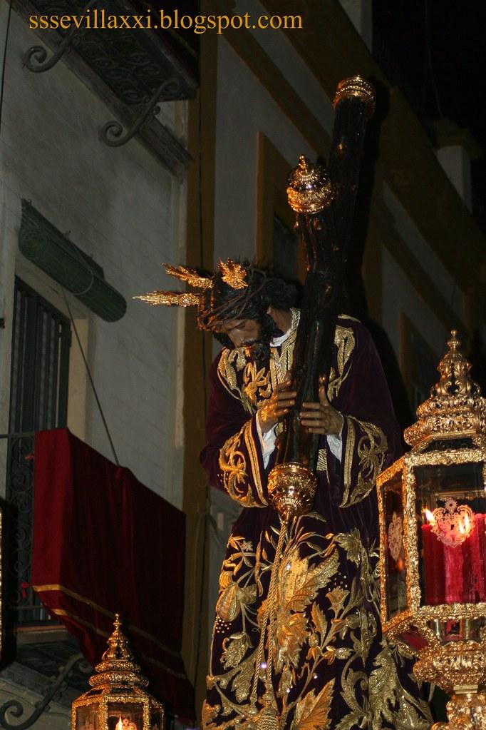 Nuestro Padre Jesús de las Penas, Domingo de Ramos 2009