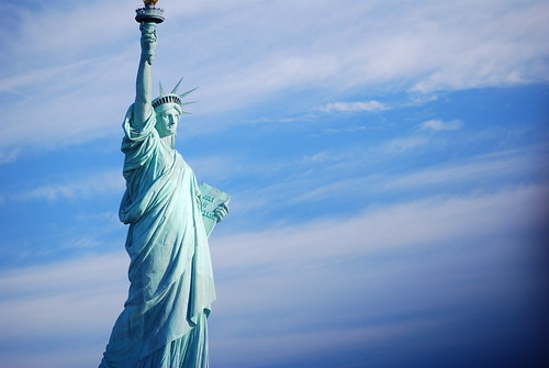 NY Statue of Liberty by Celso Flores, on Flickr