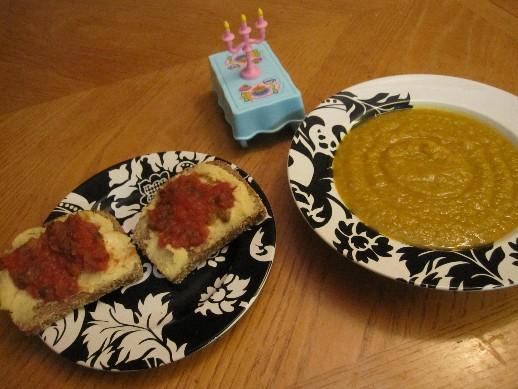 Tuesday Dinner