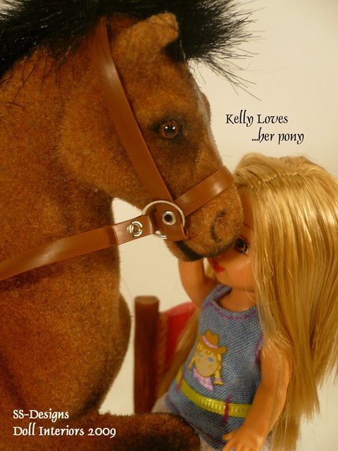 Kelly Loves Flicka