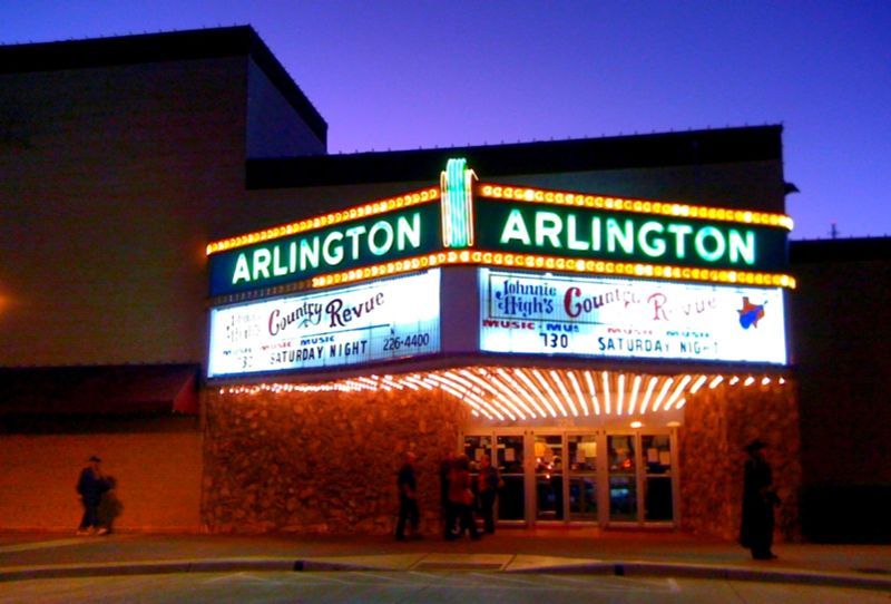 iPhoneography: Arlington Theater