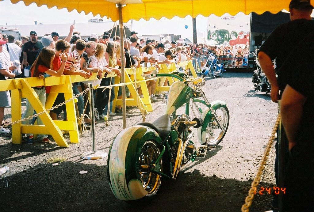 Orange County Choppers - Carlisle Bikefest - 7/24/04