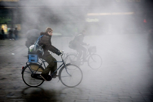 Cycling in a Cloud