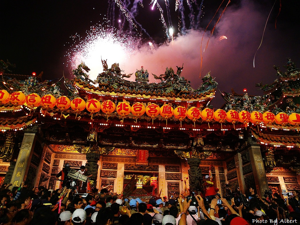 【遶境】台中大甲.鎮瀾宮媽祖遶境文化節(鑽轎腳初體驗)