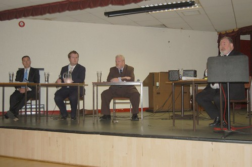Blaydon hustings Apr 10 1