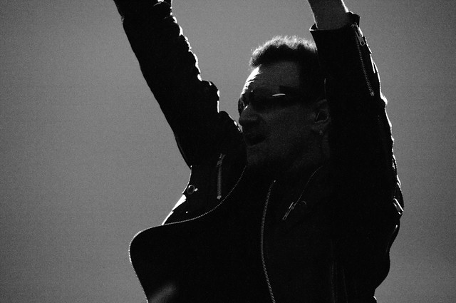 加拿大遊學日記23 (U2 360 tour)
