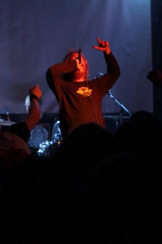 Komatoz @ Obscene Society Fest 2011 #1