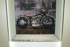 BMW R 32 Motorrad - BMW Museum