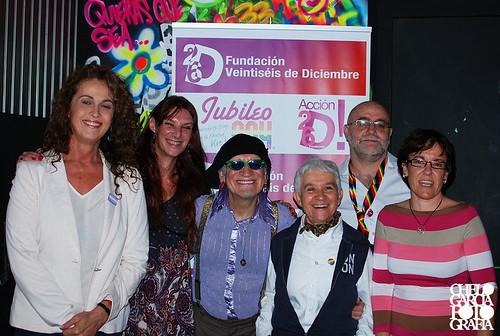 Primer Guateque solidario.