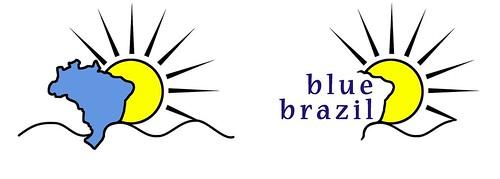 bluebrazil logo B