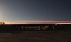 I-10 overpass (capwell) Tags: longexposure canon eos lights texas nightshot tx vehicles trucks i10 automotives 40d canoneos40d outwestwithal