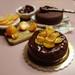 Miniature Food - Prep´Board Chocolate Orange Cake