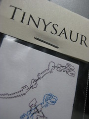 2009-01-12 Tinysaur package closeup