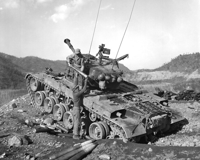 Korean War - 127-GK-233E-A159450 by US Army Korea - IMCOM
