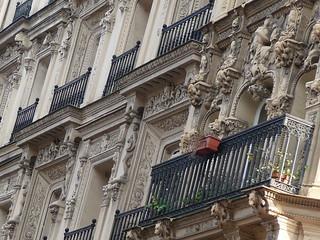 facade, paris