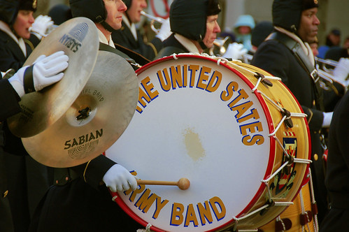 Howard_Th US Army Band