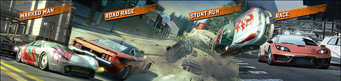 Burnout Paradise Events