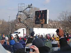 Obamania-4 (Rachel Krantz-Kent) Tags: american crowds inauguration inaugurationday obamania presidentobama