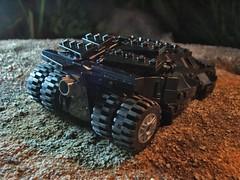 Lego Batmobile Tumbler (Brent Waller) Tags: lego batman batmobile darkknight tumbler