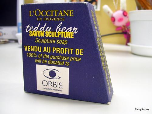 Orbis/L'Occitane Soap
