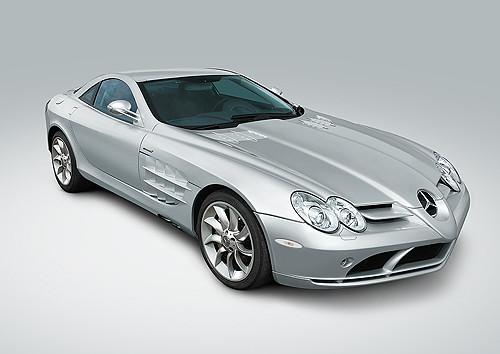 Mercedes SLR,car, sport car