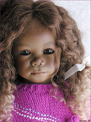 Natiti Himstedt (MiriamBJDolls) Tags: 2005 doll vinyl limitededition annettehimstedt himstedtkinder natiti