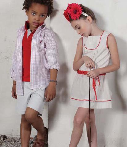 Moda infantil Neck & Neck