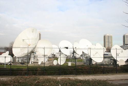 Docklands Teleport - 1