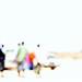 Surfer somaliens - somalian surfers