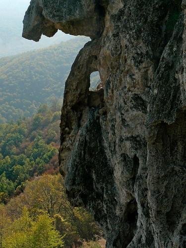 Cliff Face, Zrze Monastery