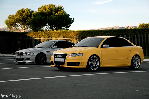 Shave The Rs4 Front Bumper Reflector Or Paint It