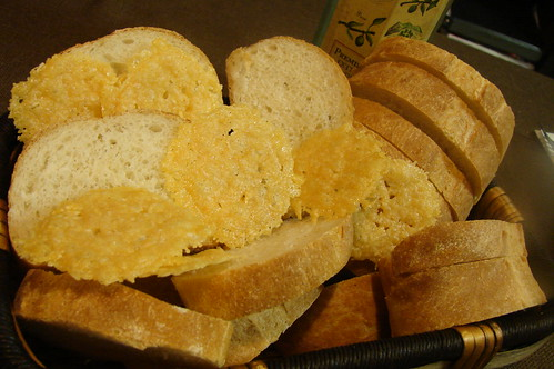 Italian Bread & Frico