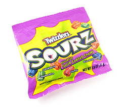 Twizzler's Sourz Package