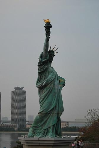 Estatua de la Libertad de Tokyo