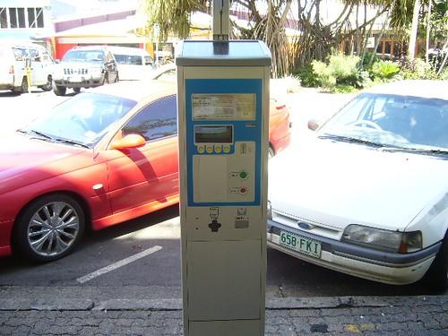 オーストラリアの駐車