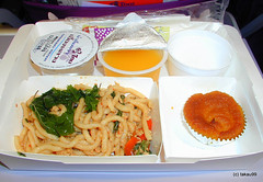 TG In-flight Meal, Thailand