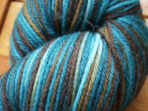 Moorea Sock Yarn B