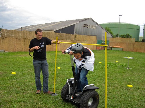 Cross Segway