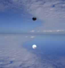 ¿Qué pasaría si el sol se convirtiera en un agujero negro