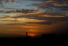 DSC_0363_3193 (eopath) Tags: morning sunset wallpaper sky cloud sun india art beautiful up birds clouds sunrise fire dawn evening design fly high nikon scenery paint artist artistic god dusk 10 framed paintings creation huge dslr crows magnificent vr megapixel vast d60 nikond60 eopath