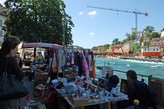 Flea Market (bpitzer20) Tags: switzerland luzern lucerne riverreuss