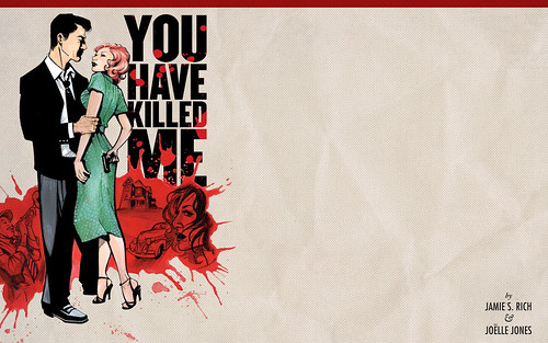 YOU HAVE KILLED ME wallpaper
