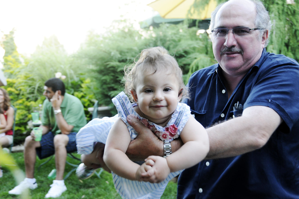 Daddy and Paloma