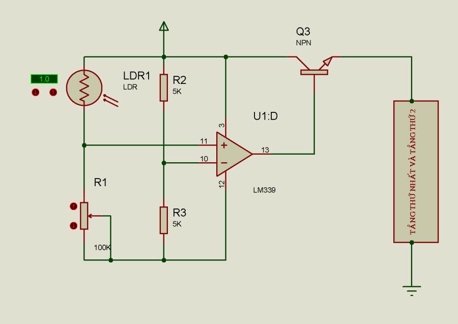 ROBOT HUONG SANG LM339 - 3