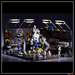 Imperial Factory (ErnestoCarrillo70) Tags: starwars factory lego imperial